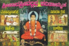 Shripadashrivallabha-charitamritha